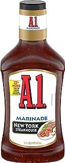 A.1. Steakhouse New York Marinade (16 oz Bottle)