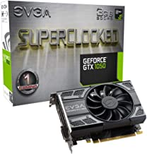 EVGA GeForce GTX 1050 SC Gaming Graphics Cards - NVIDIA GeForce GTX 1050, 03G-P4-6153-KR