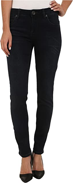 KUT from the Kloth Diana Skinny Jeans in Beautitude