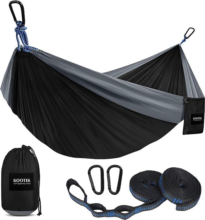 Kootek Camping Portable Hammocks - Best For Couples
