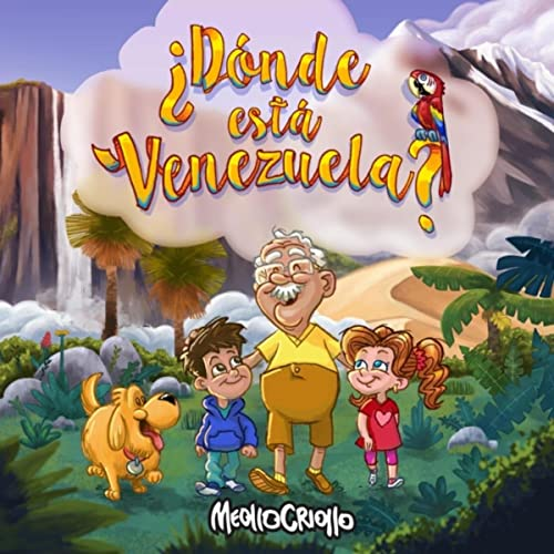 ¿Dónde está Venezuela?