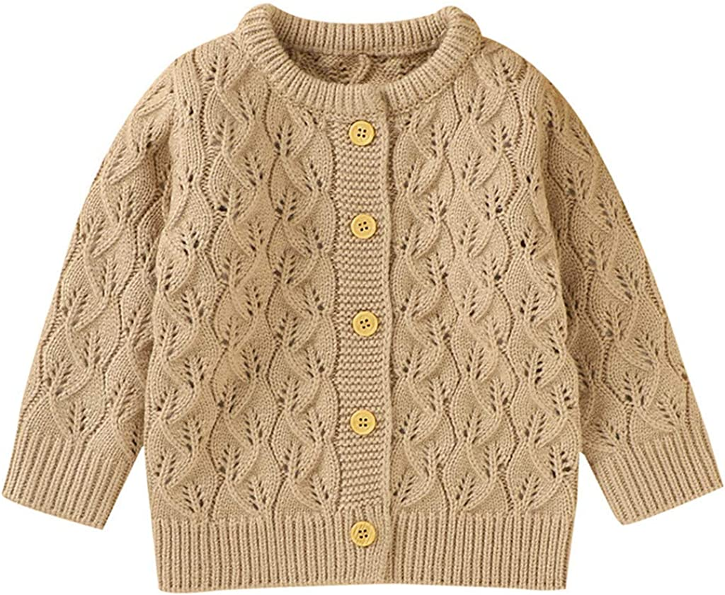 Baby Sweater Cable-Knit Toddler Washington Mall Pullover Boy C NEW before selling Girl