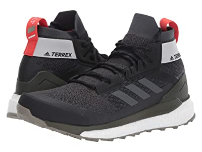 adidas Outdoor Terrex Free Hiker (Black/Grey Six/Night Cargo) Men