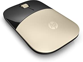 HP X7Q43AA#ABL WIRELESS MOUSE Z3700 -MODERN GOLD