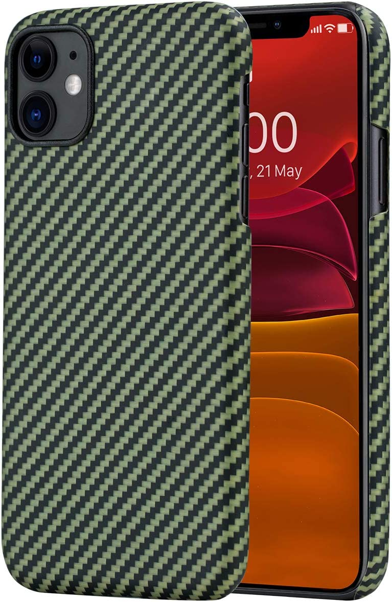 PITAKA Magnetic Portland Mall OFFicial store Phone Case for iPhone C 6.1