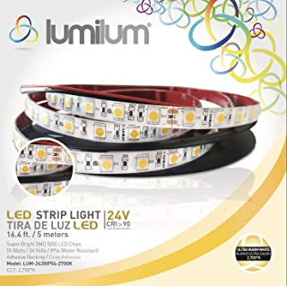 led strip warm white 2700k