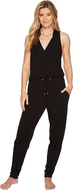 Splendid - Studio Jumpsuit Solid Jersey