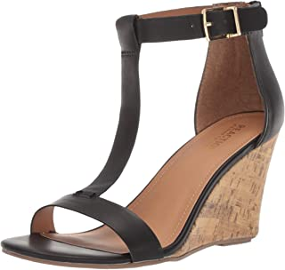 Kenneth Cole REACTION Women's Ava Great T-Strap Wedge Sandal