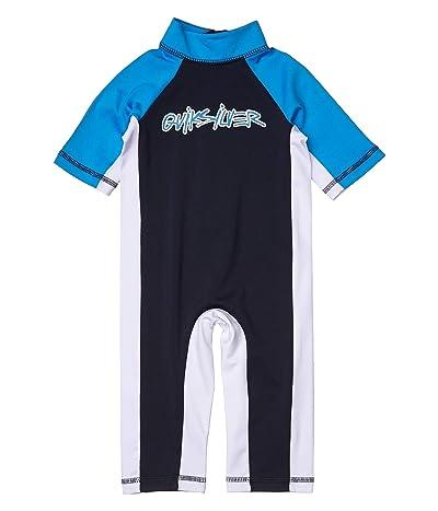Quiksilver Kids Spring Wetsuit (Toddler/Little Kids) (Navy Blazer) Boy