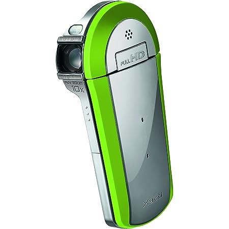 SANYO デジタルムービーカメラ Xacti CS1 グリーン DMX-CS1(G)