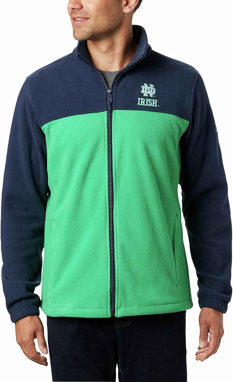 Columbia Men's Collegiate Flanker Fleece Oakland Mall Jacket Iii Lowest price challenge