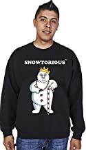 Snowtorious - Ugly Christmas Sweater - Funny Christmas Sweater