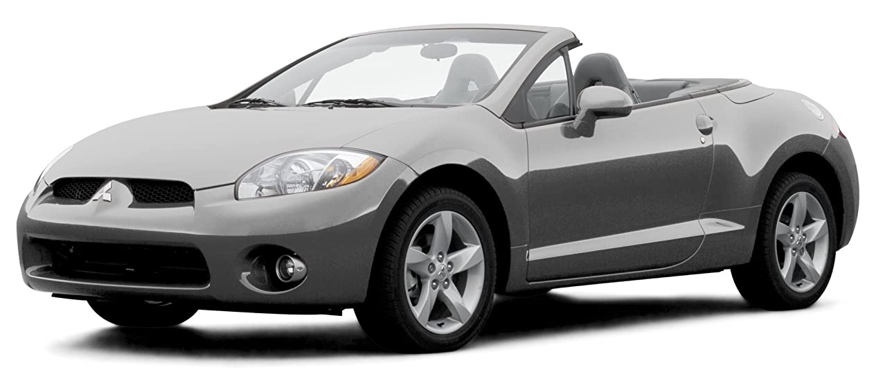 Amazon Com 2007 Mitsubishi Eclipse Reviews Images And Specs Vehicles