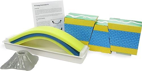 Hubbard Scientific 555 Landschaftsformen Demonstration Kit