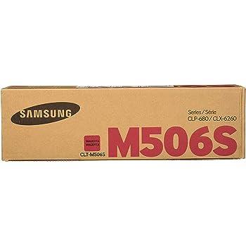 Samsung CLT-M506S Toner Cartridge Magenta for CLP-680ND, 6250FD, 6260FR