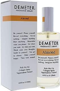 Demeter Cologne Spray, Almond, 4 Ounce