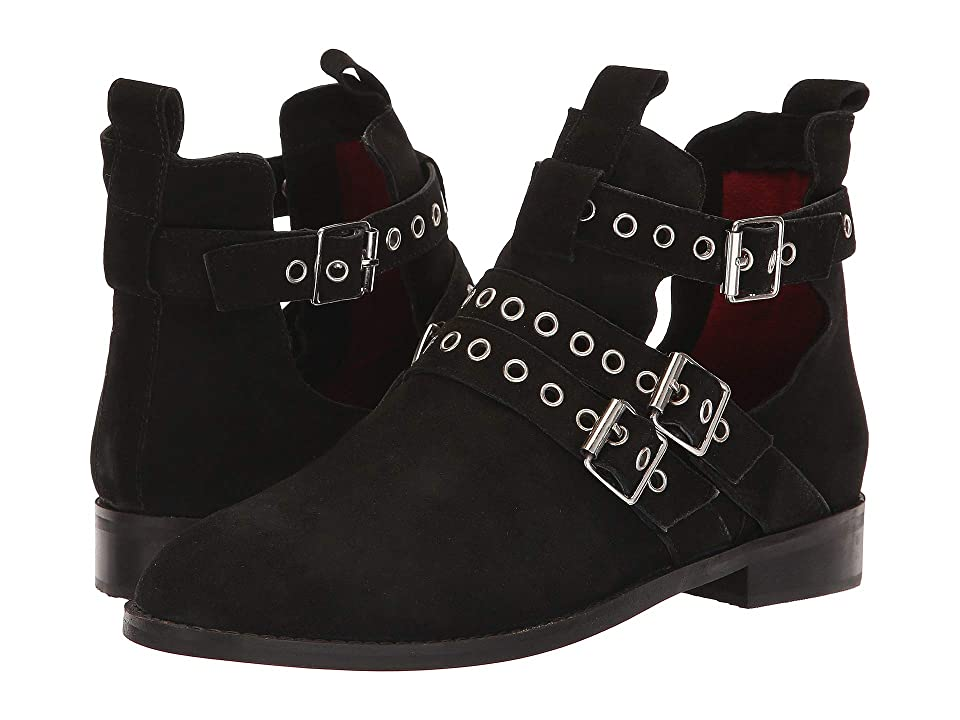 Musse&Cloud Joan (Black Leather) Women