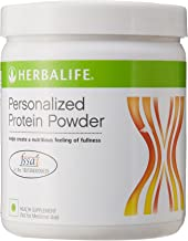 Herbalife Personalized Protein Powder - 200 Grams; Premier Plant Based Unflavored Whey Soy Protein Isolate for men and Women