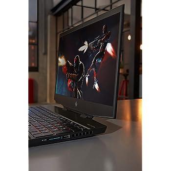 "HP OMEN 15-dc1054nr 15.6"" Gaming Laptop - Black, Intel Core i7-9750H; NVIDIA GeForce GTX 1660 Ti 6GB GDDR5; 16GB RAM; 1TB HDD+256GB SSD"