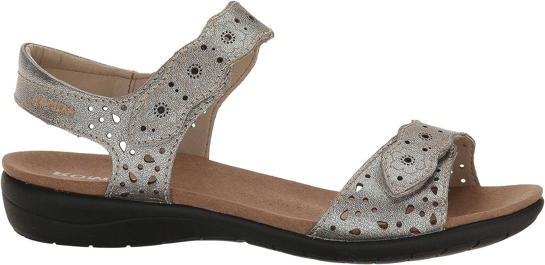 ROMIKA Womens Tahiti 03 Leather Sandals