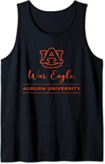 Auburn University War Eagle AU NCAA 1702GG22 Tank Top