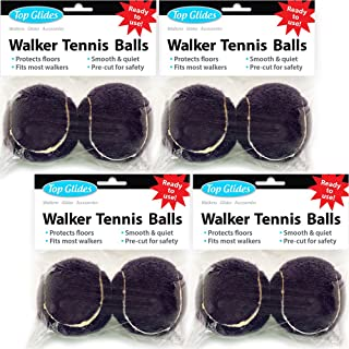 Best black tennis balls for chairs Reviews