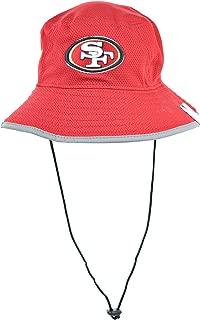 New Era San Fransisco 49ers NFL Men's Bucket Hat Cap Red/White/Black 11282559