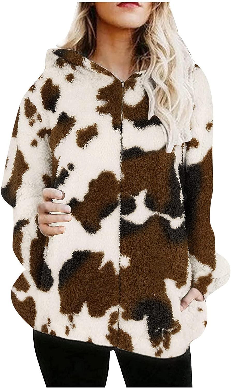 Kanzd Sale item Fleece NEW Hoodies for Women Sleeve Trendy Long Comfy Fashion