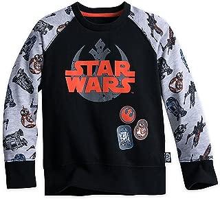 Star Wars Sweatshirt for Boys Black