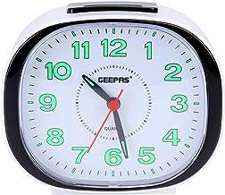 GEEPAS Bell Alarm Clock