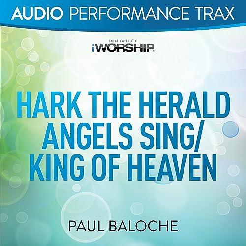 Hark The Herald Angels Sing King Of Heaven Original Key