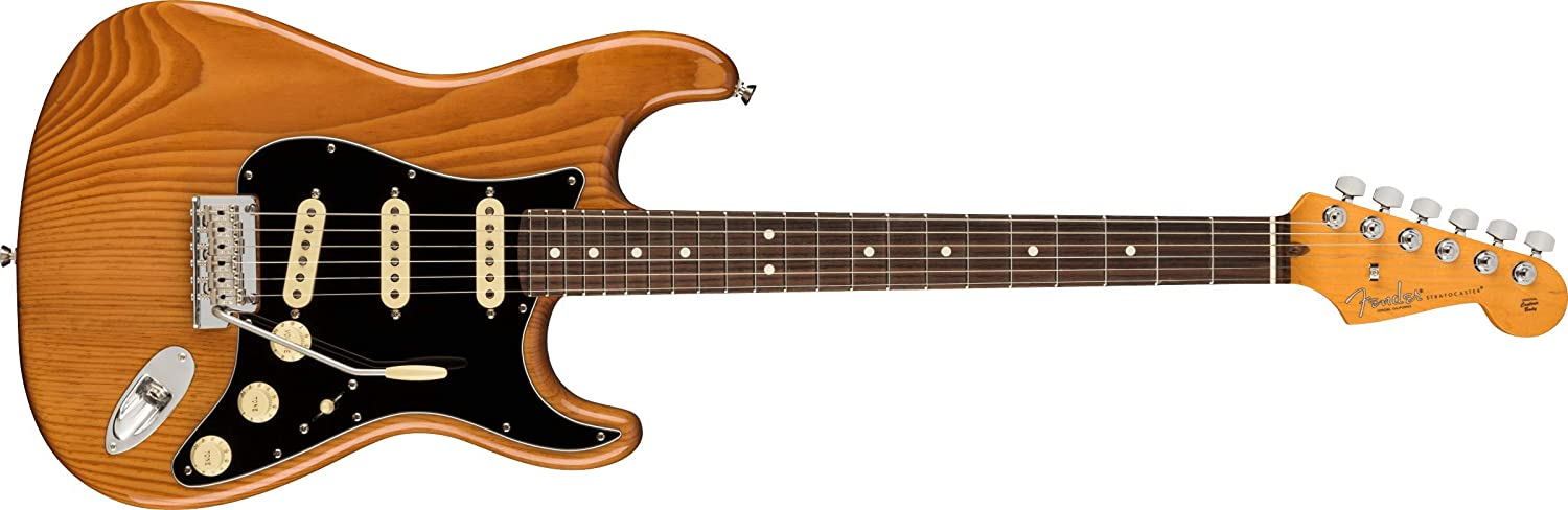 Fender American Professional II Stratocaster RW RST PIN · Guitarra eléctrica
