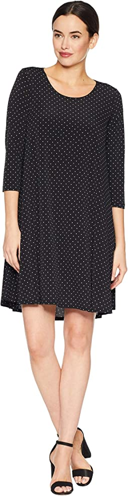 3/4 Sleeve Maggie Dress