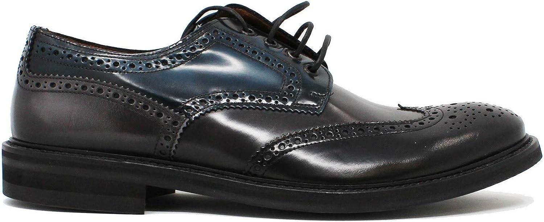 BUTTI , Herren Herren Schnürhalbschuhe schwarz, Blau, grau  zum Verkauf 70% Rabatt