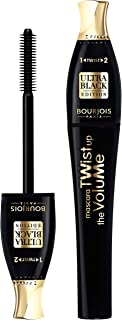 comprar comparacion Bourjois Twist Up Máscara de pestañas Tono 52 Ultra Black - 29 gr.