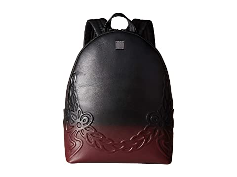 MCM Dietrich Degrade Laurel Backpack Medium
