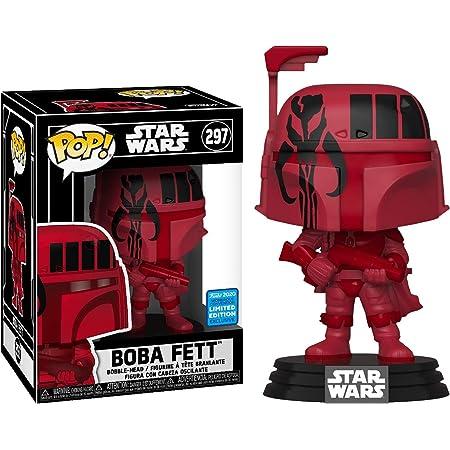 Star Wars Funko Pop Boba Fett Wonder Con #297 Futura Figure Ships Free 24 hrs