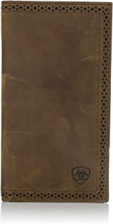 Ariat Men's Boot Vent Rodeo Distressed Card Case