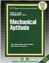 MECHANICAL APTITUDE (General Aptitude and Abilities Series) (Passbooks) (General Aptitude and Abilities Series (C)