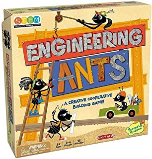 Peaceable Kingdom Engineering Ants