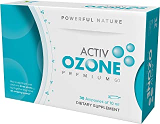 Activozone Premium60 - 30 Ampollas