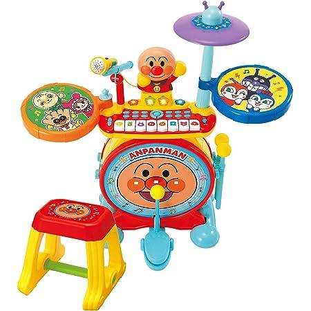 アンパンマン ノリノリライブ♪ BIG電子ドラム&キーボード