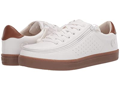 BILLY Footwear Sneaker Lo (White/Gum) Men