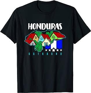 honduras shirt camisas catrachas shirts from honduras T-Shirt