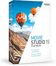 vegas movie studio 15 platinum