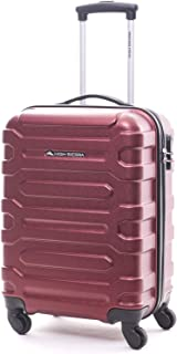 High Sierra Bighorn Hardside Spinner Luggage 81cm with 3 digit Number Lock - Red