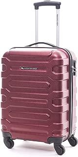High Sierra Bighorn Hardside Spinner Luggage 81cm with 3 digit Number Lock - Red