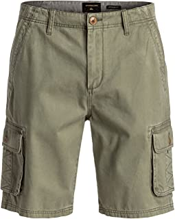 mens Everyday Deluxe Short, Dusty Olive , 29