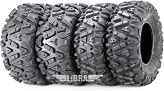 Set of 4 ATV/UTV Tires 26x9-12 Front 26x11-12 Rear 10277/278