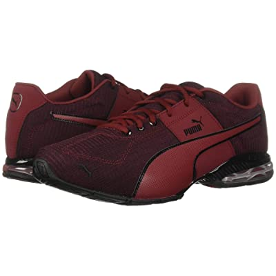 PUMA Cell Surin 2 Heather (Pomegranate/Puma Black) Men